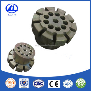 prestressed post tension strand coupler