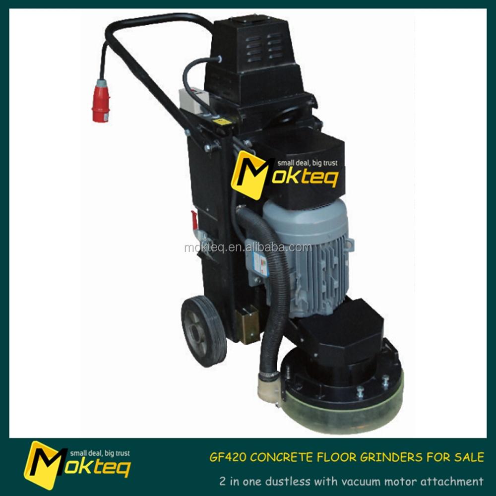 Dustless concrete floor grinder meze blog for Best vacuum cleaner for concrete floors
