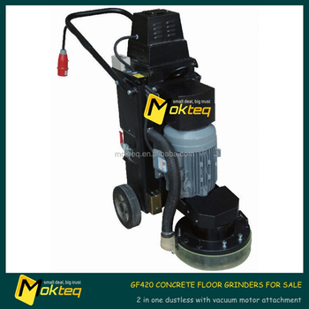 2 in 1 dustless concrete floor grinder with vacuum for for Best vacuum for cement floors