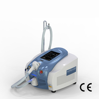 New diode laser with three wavelength for hair removal