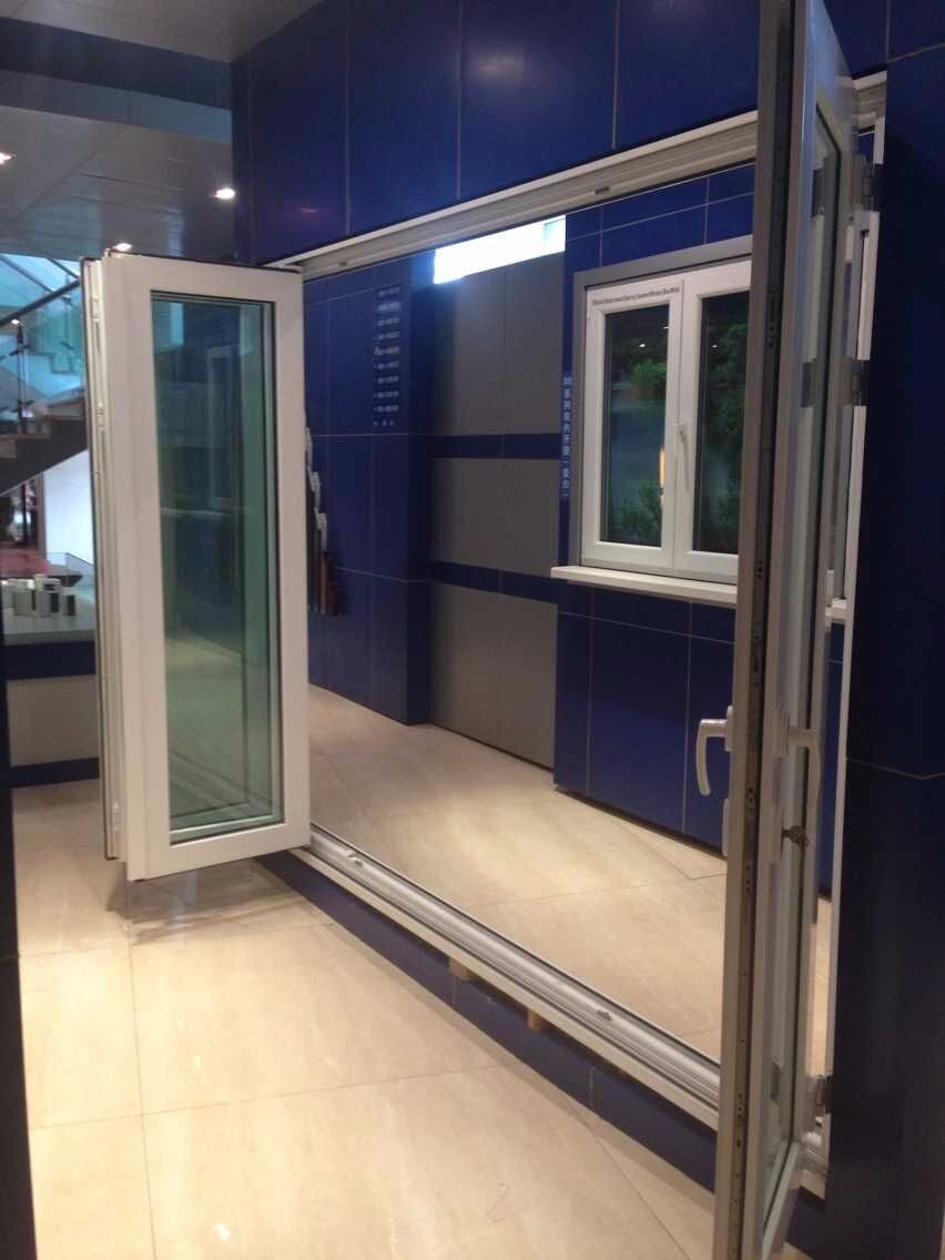 60 Para Caixilhos De Janelas Pvc Porta Sanfonada De Vidro  ~ Porta Sanfonada Para Cozinha