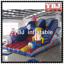 amusement park indoor inflatable water slide