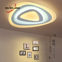 Idea Acrylic LED Ceiling Light Modern LED Ceiling Lamp For Home With Dimmer Remote Control