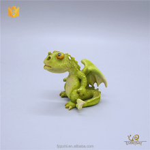 China Supplier Dragon Decoration Figure Sculpture Figurine Resin Dragon Statues For Sale