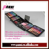 New 177colors eyeshadow palette /Pro 177 color eyeshadow and lip palette & Palette Eye Shadow Makeup Professional Cosmetics