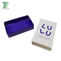 2018 Kraft Cardboard Paper Soap Packaging Box Printing