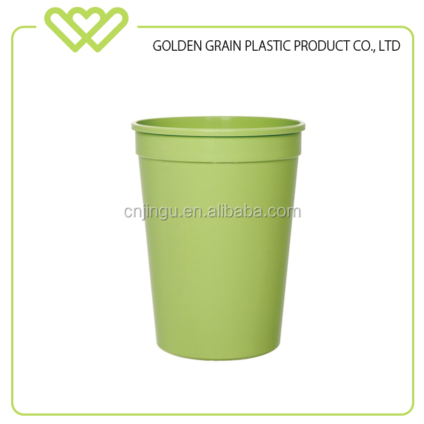 Hot sale promotion product 16OZ Reusable Plastic stadium cup