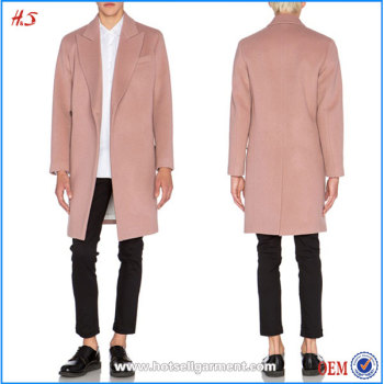 Dongguan Hot Sale Wholesale Custom Men's Wool Coat Fashion Design ...