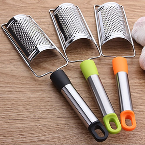 Handheld Stainless Steel Kitchen Tool garlic grater for Citrus, Lemon, Ginger, Parmesan, Garlic, Nutmeg
