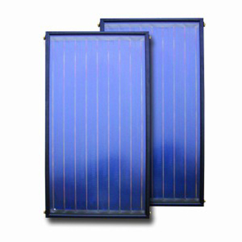 OEM home enamel pressurized flat plate solar water heater Flat Plate Solar Collector