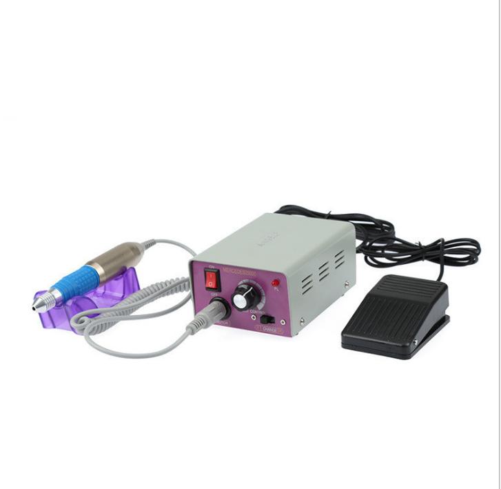 New MM-25000 Professional Electric Nail Mani/Pedi File Drill Machine Kit Manicure/Pedicure Tool Kits