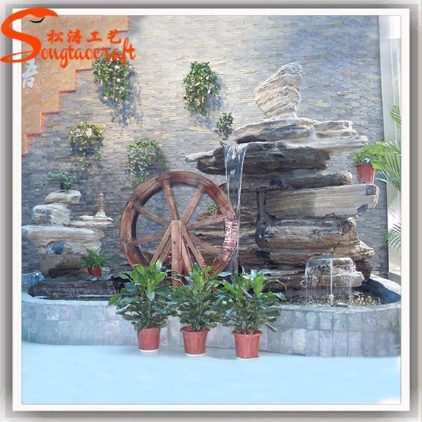 Chinese Decorative Water Fountains For Home Decoration Cheap Indoor Design  Of Small Mini Waterfalls Rockery Pump