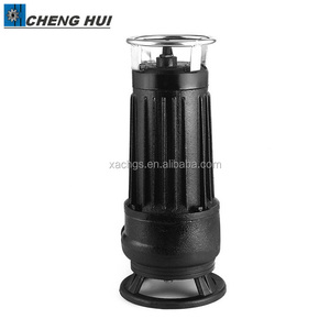 Good public praise 4hp WQD Submersible Sewage Pump