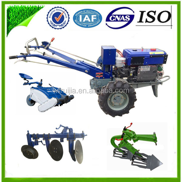 Made In China Df15-22hp Agriculture Machinery Power Tiller Hand ...