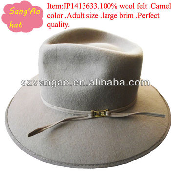 Big Brim Man Gray Stetson Cowboy Hat b56350d7575