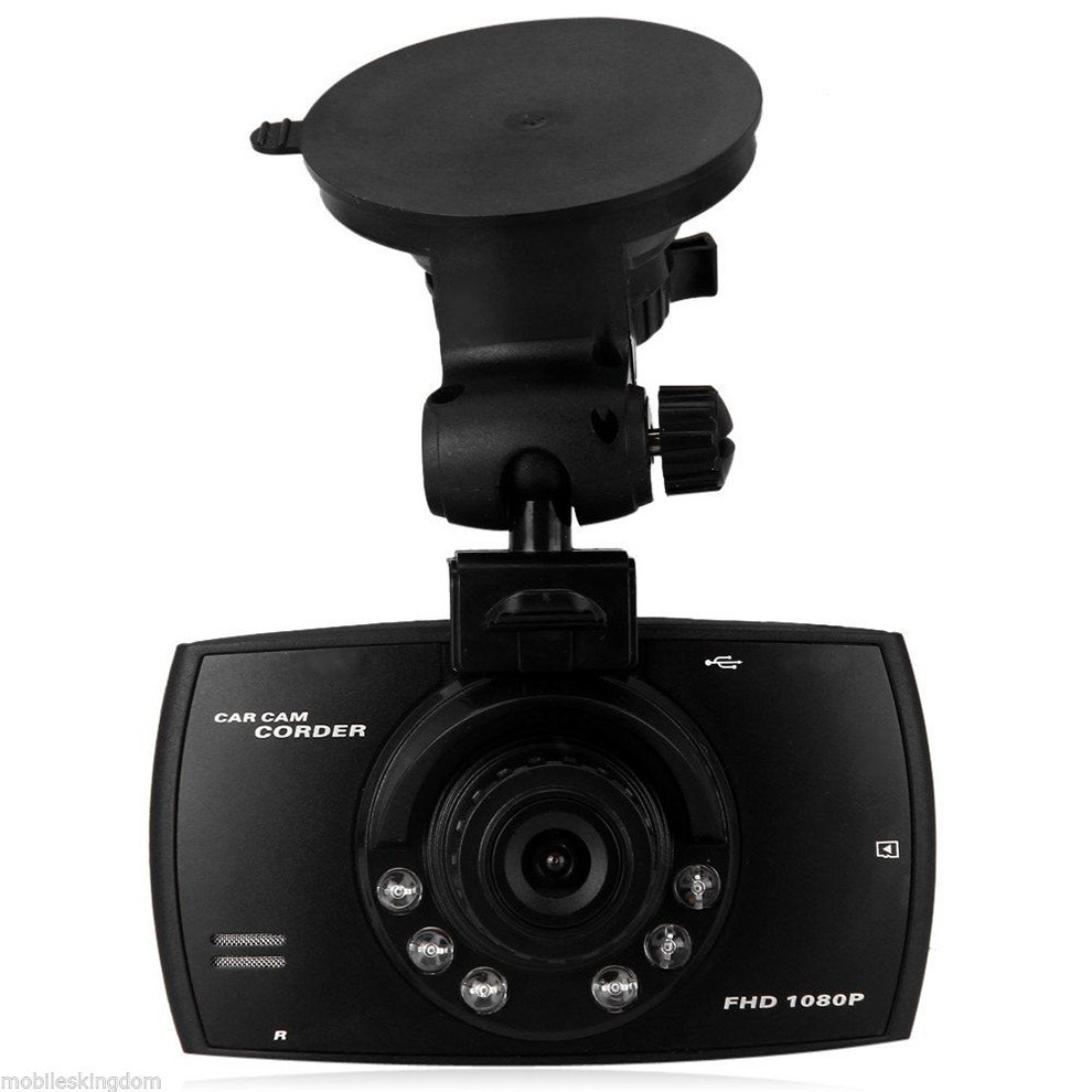Dashcam G30 Hd 720p Ir Led Night Vision Car Camera Dvr
