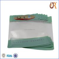 Custom Printed Clear Plastic Food Packing vacuum bags