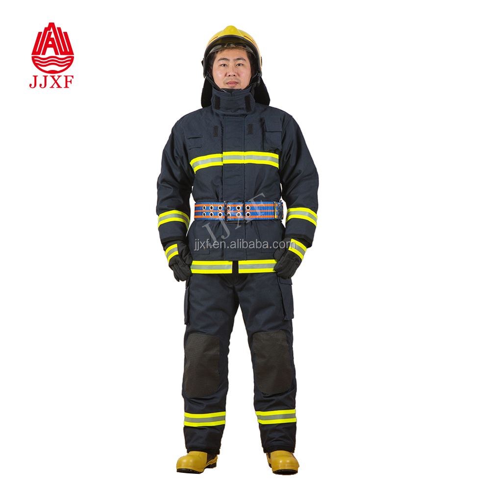 EN 469 Firefighter Suit, Fire clothes, European Standard Fire Suit