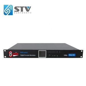 8CH HD-MI to ISDB-T HD Encoder Modulator