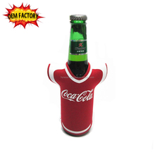 neoprene 275 ml collapsible beer bottle sleeve cooler cover