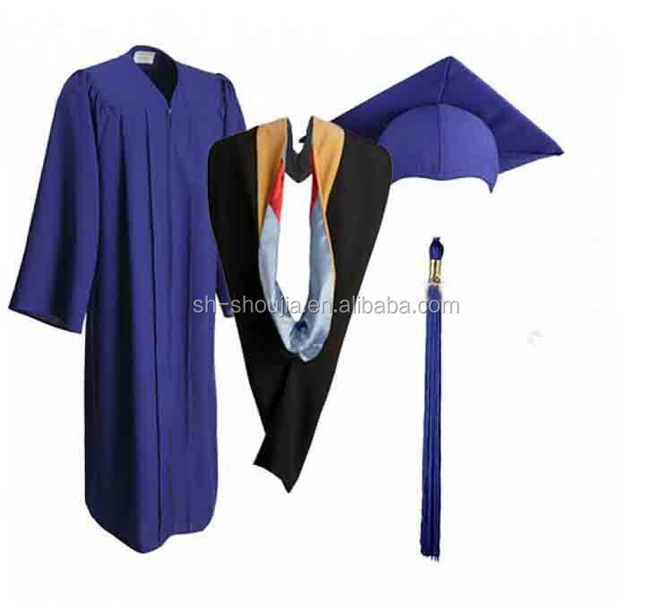 Uk College Graduation Gown Style Graduate Graduation Attire New ...