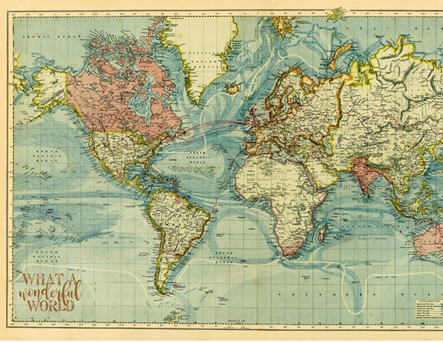 Cheap World Map Canvas Find World Map Canvas Deals On Line At
