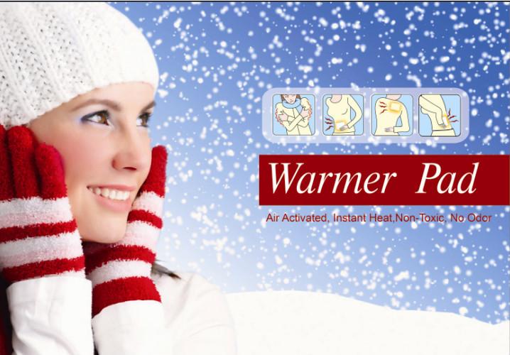 Super Quality Customized Self-heating Feel Warm Heat Pad