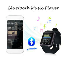 u8 Bluetooth Smart Watch Wrist Smartwatch Pedometer Anti-lost with Camera for Samsung HUAWEI Xiaomi Android Phone Mate