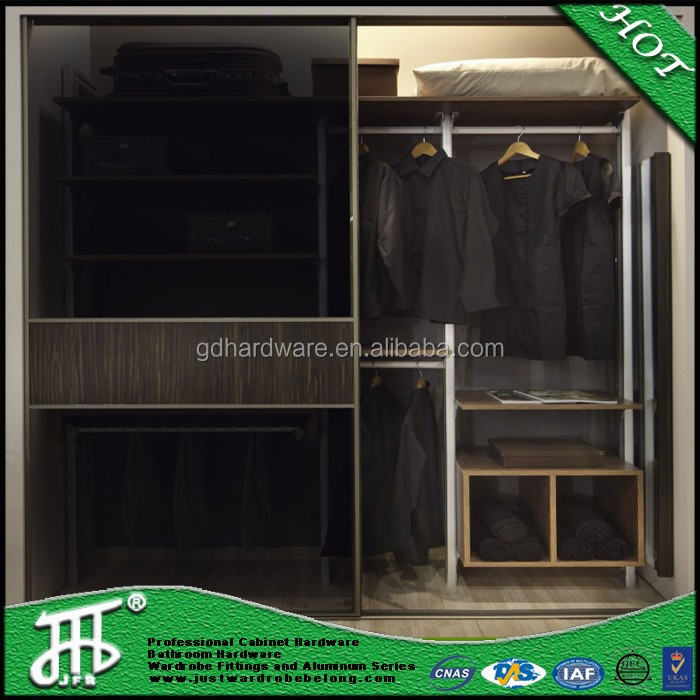 aluminum kitchen cabinet wardrobe main sliding door
