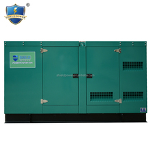Silent electric natural gas generator gas turbine