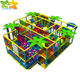 Large Commercial Jungle Theme Indoor Children's Playground