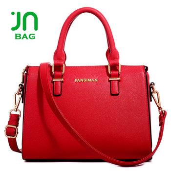 Jianuo 2018 New Fashion Handbags Faux Leather Luxury Stylish For Woman