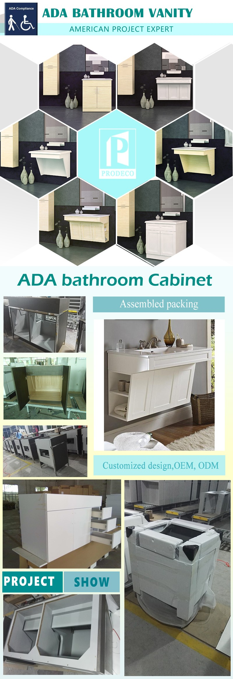 Ada Compliant Bathroom Vanity Cabinet - Buy Vanity ...