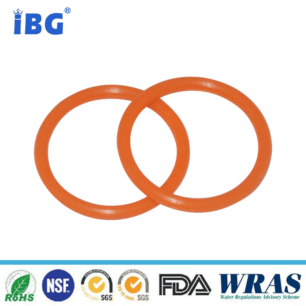 IBG NBR /EPDM Black rubber grommets for cables (factory)