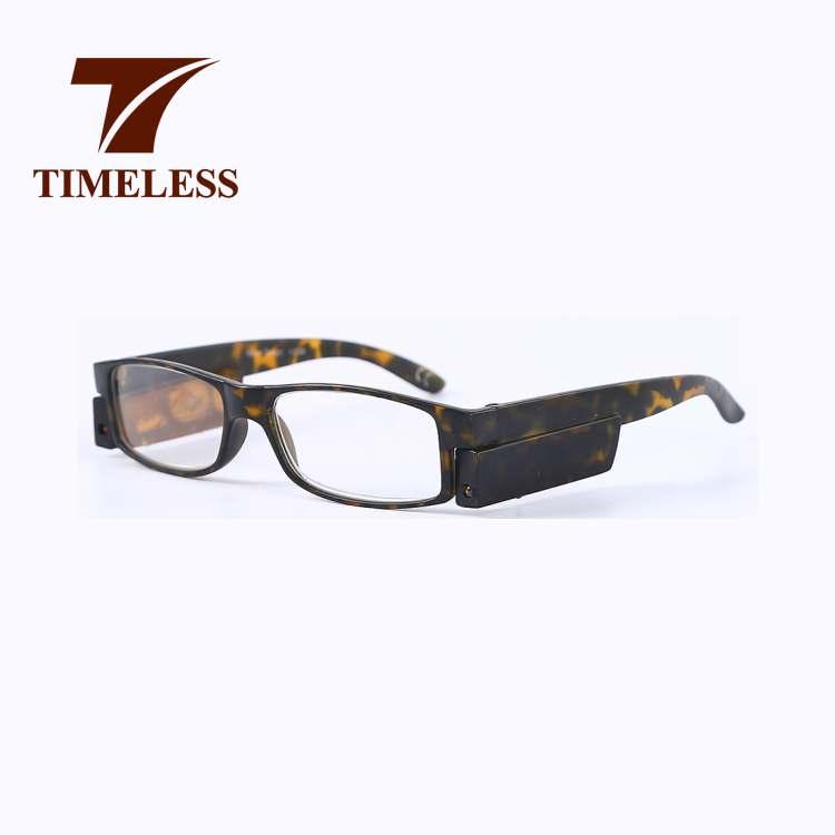 e0b60e425e Precio al por mayor personalizado de marca de alta calidad LED gafas de  lectura