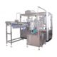 Automatic spout pouch filling capping machine for liquid jelly milk water rotary type