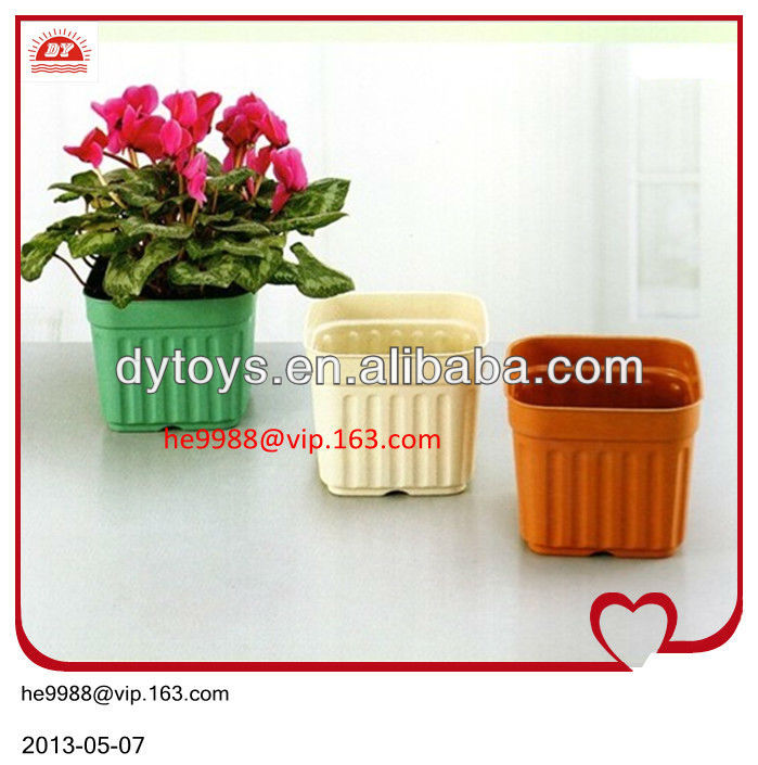 colorful plastic flower pots,indoor flower pot stand,small plant pots