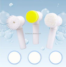 Kitchen Hand Held Electric Scrubber Sponge Scrubber Power Bath Scrubber