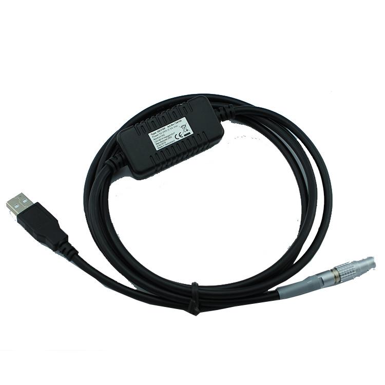 Accessoires d'instruments DOC210 Câble Pour Topcon Station Totale