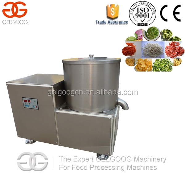 Automatic Frying Food Deoiling Machine/Oil Removing Machine