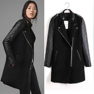 black winter coat women - photo #31