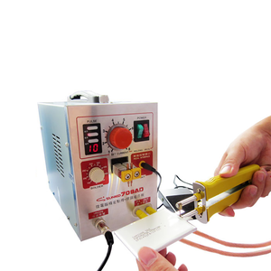 Battery spot welder hire