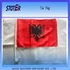 Albania Flag for 2016 Euro Cup Cheap Albania Car flag high quality Alibania hand flag