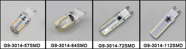 New Arrival Dimmable G9 Led Bulb 2700k G9 Replace 100w Led Bulb G9 ...