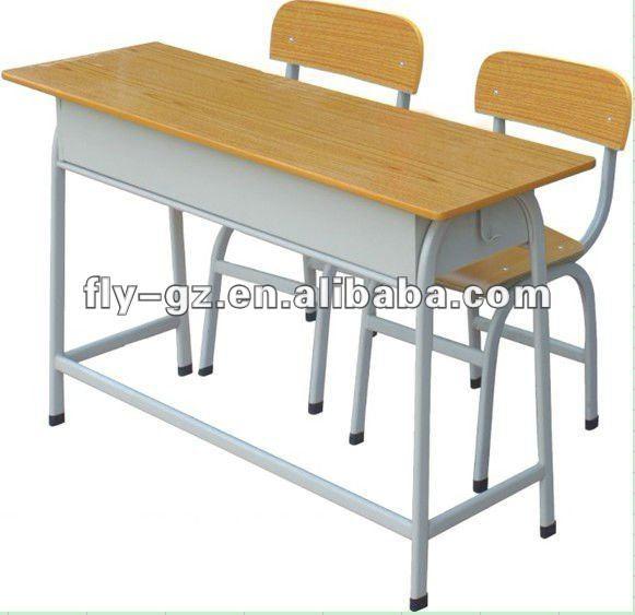 silla de saln de de la universidad con escritorio antigua escuela escritorios