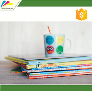 children cardboard book printing high quality book printing