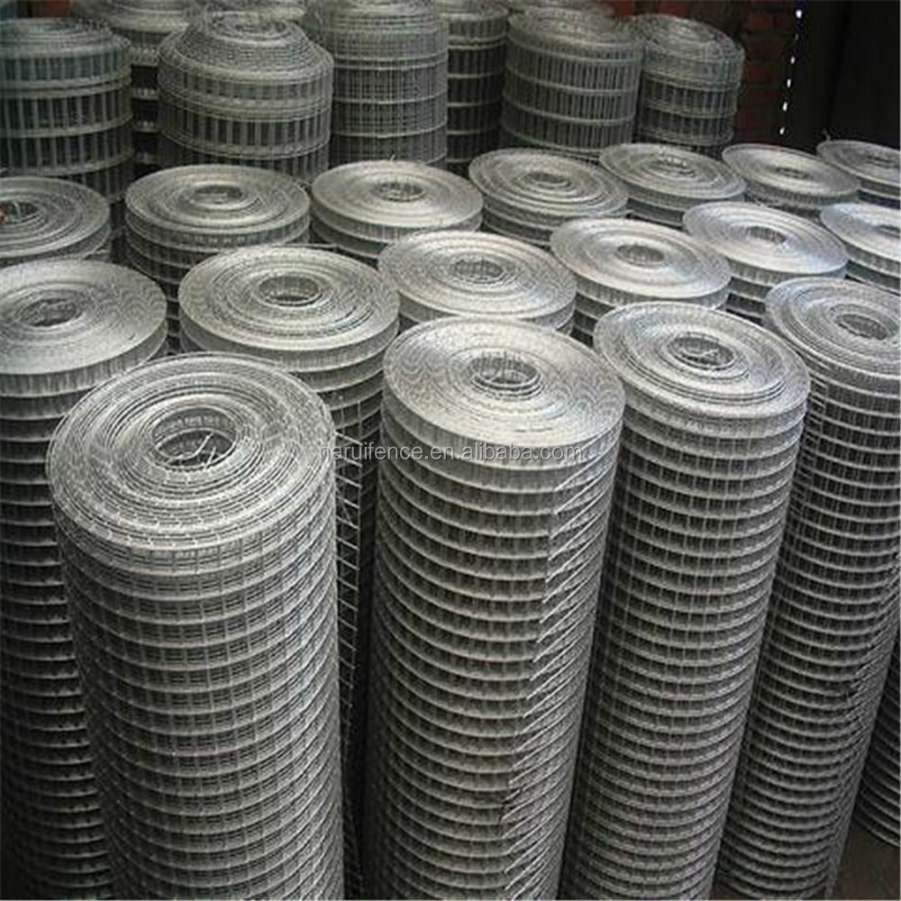 Anping factory /green vinyl coated welded wire mesh/3/8 inch galvanized welded wire mesh free samples