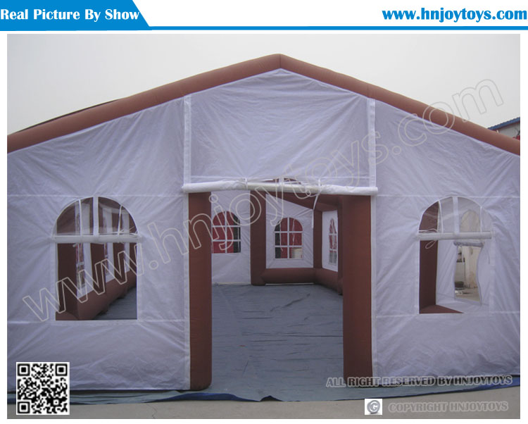 high selling top quality party tent 12x6 white and red wedding tents for sale