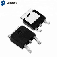 9A 200V radio frequency power mosfet de smd transistors
