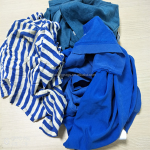 Industrial workshop usage cotton Cleaning Rags